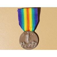 Италия  Союзническая медаль победы