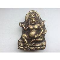 Тибетский культовый предмет - реликварий, раритет
