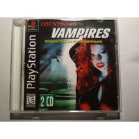 Vampires countdown . Sony PlayStation