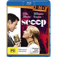 Сенсация / Scoop (Вуди Аллен / Вуди Аллен)DVD5