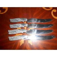 Старинные столовые ножи