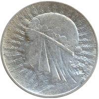 Польша 5 злотых 1933г. Ядвига