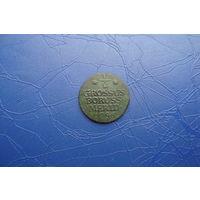 1/2 грош 1796                                           (5422)
