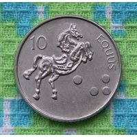 Словения 10 толар 2005 года. Инвестируй в коллекционирование!