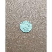 Швеция / 10 ore / 1947 год