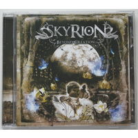 Sky Rion - Beyond Creation CD (лицензия) [Progressive/Power Metal]