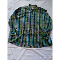 Мужская рубашка немецкой фирмы CAMEL ACTIVE.Размер 6XL .