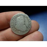 6 грошей 1686 г. Пруссия Фридрих Вильгельм