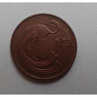 1 пенс 1996 Ирландия