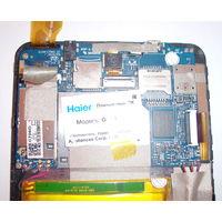 Планшет только плата Haier HIT G700, без дисплея!