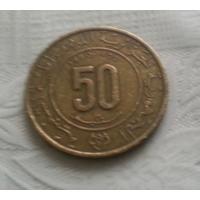 50 сантимов 1980 г. Алжир