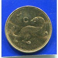 Мальта 1 цент 2004