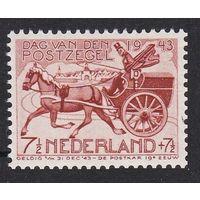 1943 Нидерланды 422 Лошади