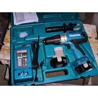 Шуруповерт аккумуляторный ударный Makita 8414DWFE (Англия)