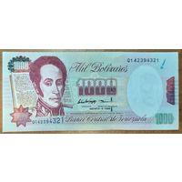 1000 боливаров 1998 года - Венесуэла - UNC