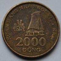 Вьетнам, 2000 донгов 2003 г