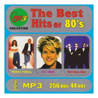 The Best Hits of 80`s (mp3)