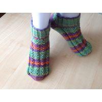 Носки женские короткие ажурные размер 37