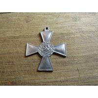 Крест 2 ст Белой гвардии Крест Храбрых Булак-Балаховича