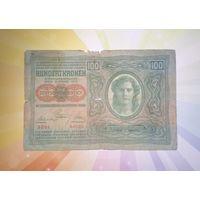 Австрия 100 крон 1919 г.