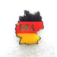БКА - полиция Германии. Фрачник