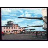 1982 год Котлас Аэропорт