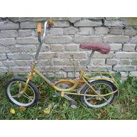 Велосипед  50 годов для интерьера