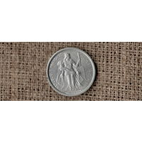 Новая Каледония 50 сантимов 1949 /(ОХ)