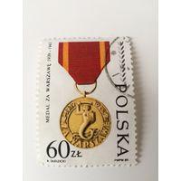 Польша 1989. Медали в честь Народной Республики Польша