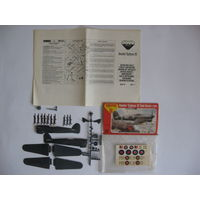 "Сборная модель самолёта Hawker ""Typhoon"" (Novo\ДФИ) F389"
