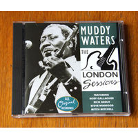 "Muddy Waters ""The London Sessions"" (Audio CD - 2001)"