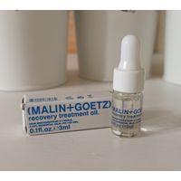 Масло для лица Malin+Goetz recovery treatment oil 3 ml