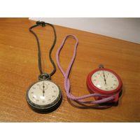 Два старых советских секундомера одним лотом.