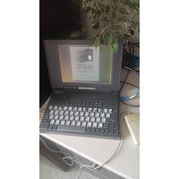 Ретро-ноутбук