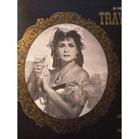 Пластинки: опера Травиата (Jean Bobescu; Virginia Zeani, Nicolae Herlea, Ion Buzea), 1968 - Studio recording