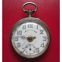 Карманные часы-будильник.