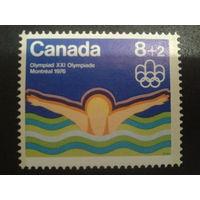 Канада 1975 Олимпиада, Монреаль плавание