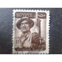 Египет 1953 стандарт, солдат