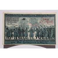 Германия (Notgeld), 2 марки 1921 год. (#14)