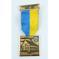 Швейцария, Памятная медаль 1983 год.