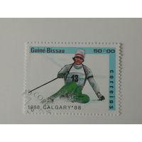 Гвинея Бисау 1988. Зимние олимпийские игры