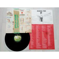 JOHN LENNON - Shaved Fish (винил Japan LP 1975) отл состояние