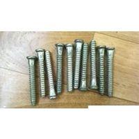 Винты мебельные (7х50 мм)сталь оц для мебели-10 шт