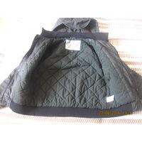 Куртка черного цвета – рост 122