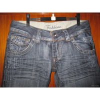 Капри джинсовые Fishbone, р.42