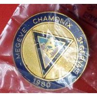 MEGEVE CHAMONIX StGERVAIS 1980