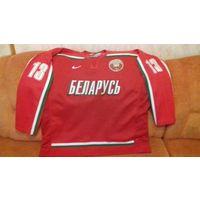 Свитер хоккейный игровой Сборная Беларуси