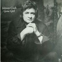Johnny Cash /Gone Girl/1978, CBS, Holland, LP, VG+