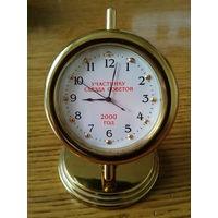 Настольные часы участника Съезда депутатов Советов депутатов РБ 2000 года