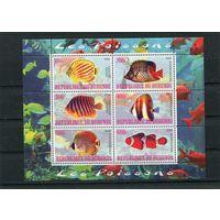 Бурунди. Рыбы